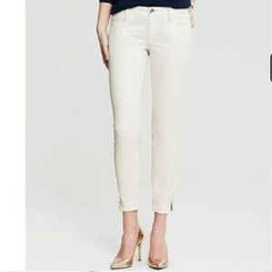Banana Republic zip skinny ankle jeans. Size 25